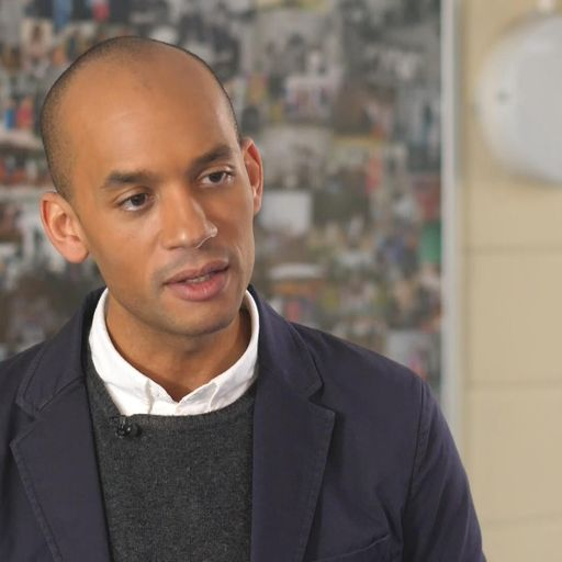 Umunna: My conscience tells me Jeremy Corbyn cannot be prime minister