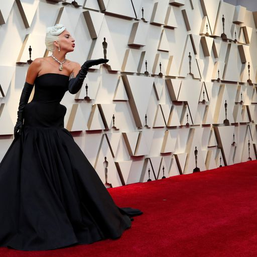 Red carpet style: Who wore what for the 2019 Oscars