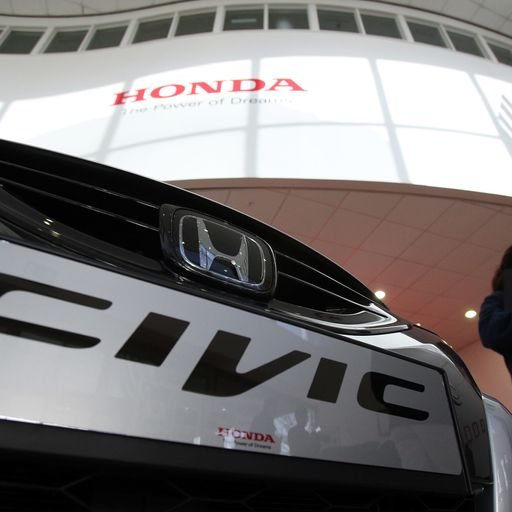 Honda to stun ministers with closure of Swindon factory