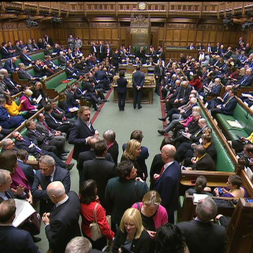 PM facing fresh rebellion by Conservative MPs opposed to no-deal Brexit