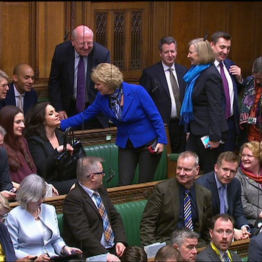 Who are the MPs now sitting as independents?