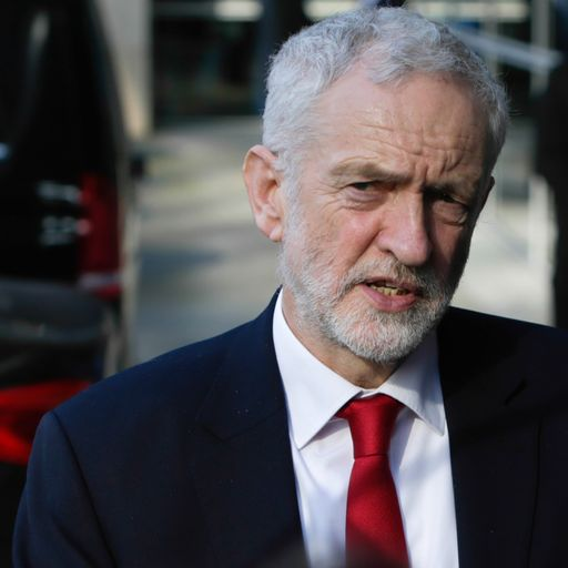 Corbyn: Removing IS teen's UK citizenship 'not right'