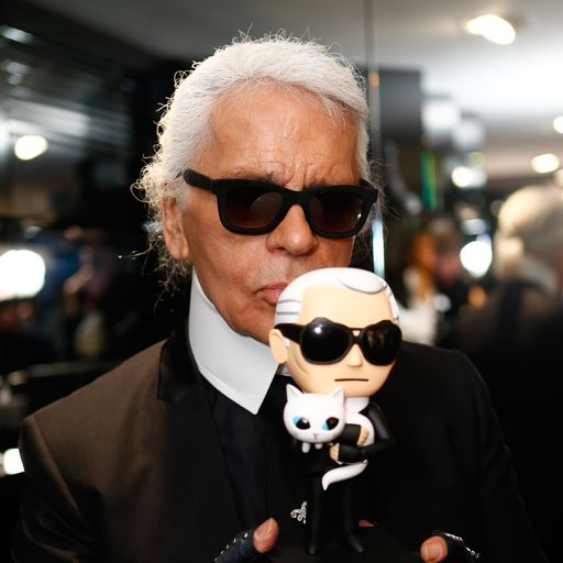 Lagerfeld on fat people, sweatpants and dying