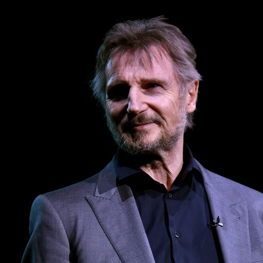 Neeson was right to admit violent race thoughts - poll