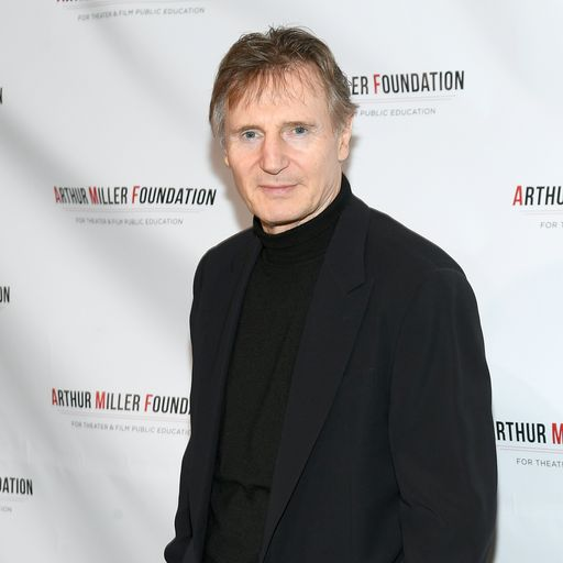 Liam Neeson admits carrying weapon 'hoping to kill black person'