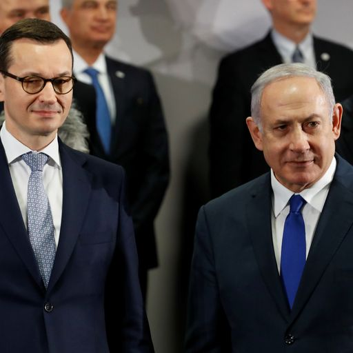 Poland pulls out of Israel summit in row over Holocaust