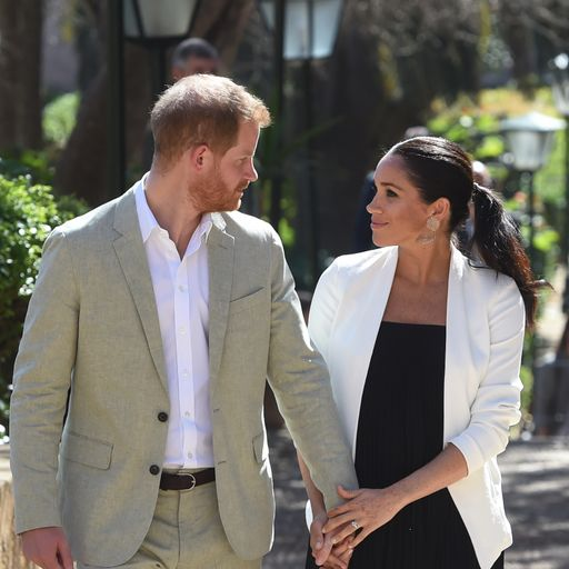 Harry and Meghan's baby: The ultimate guide