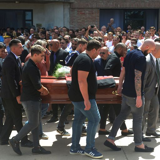 'Many irregularities' in Emiliano Sala's death