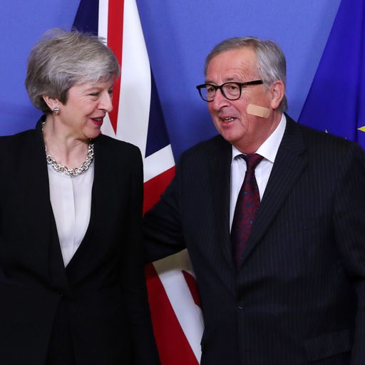 Sky Views: If Theresa May won't take no-deal off the table, her MPs will