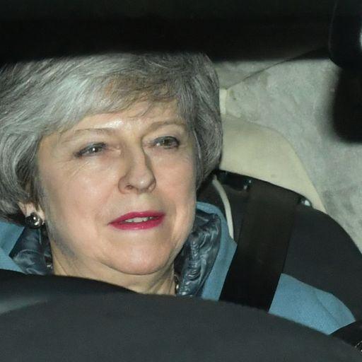 Defeat worsens May's hand in EU talks