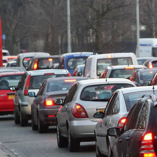 'Toxic' traffic pollution linked to childhood asthma cases