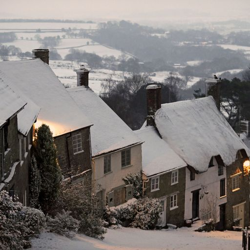 Freezing weather: How your region is affected