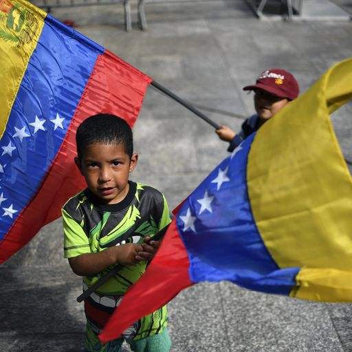 Venezuela's fall into deprivation