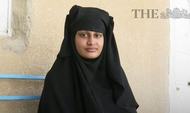 Shamima Begum: Can Home Secretary stop IS bride from returning home?