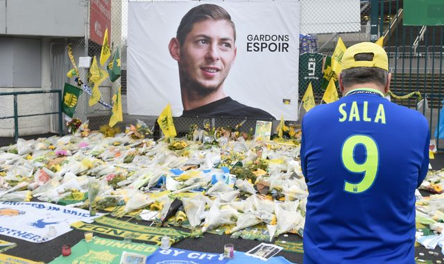 Emiliano Sala's funeral to be held in Argentina