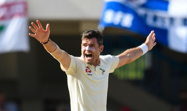 James Anderson confident he will be fit for Ashes opener