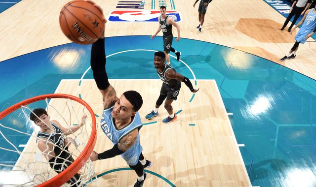 All-Star 2019: Kyle Kuzma scores 35 points as Team USA beat Team World in Rising Stars Challenge