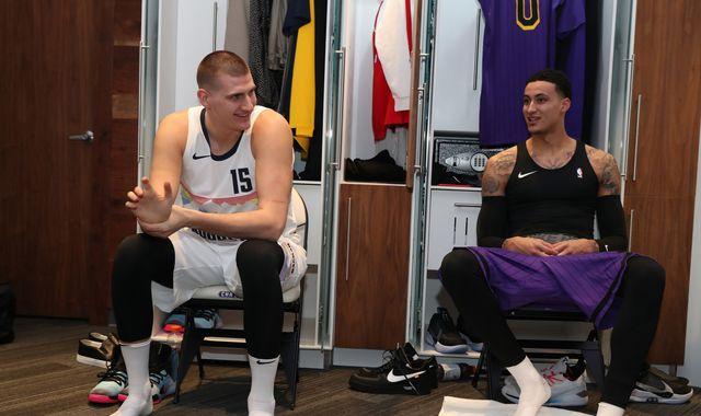 Nikola Jokic relishing first NBA All-Star Game