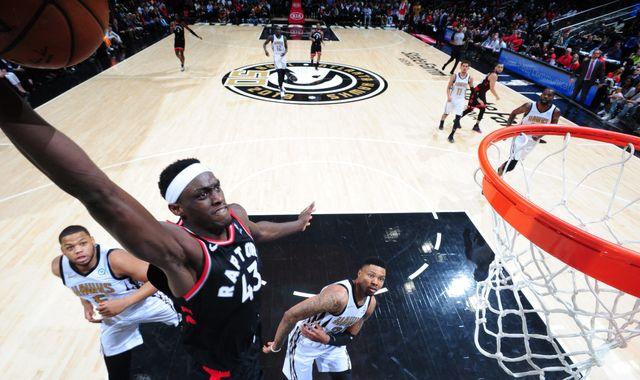 Toronto Raptors' Pascal Siakam among leading candidates for NBA Most Improved Player award