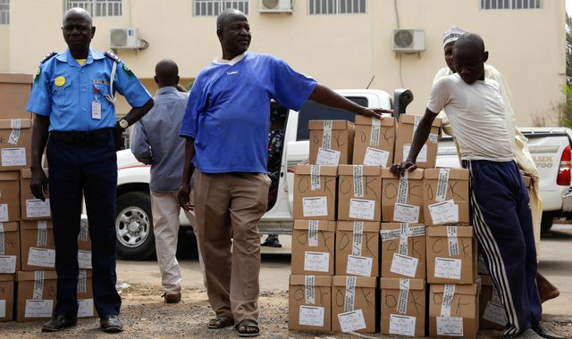 Nigeria postpones presidential election at last minute