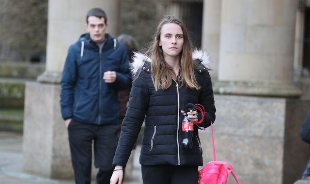 Woman denies murder suspect's claims she killed girl and planting DNA from used condom
