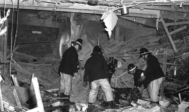 Birmingham pub bombings: IRA witness names four men he says were behind attacks