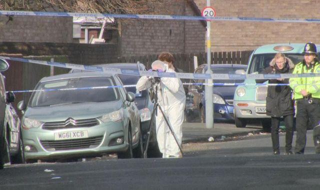 Boy, 16, stabbed to death in Small Heath, Birmingham