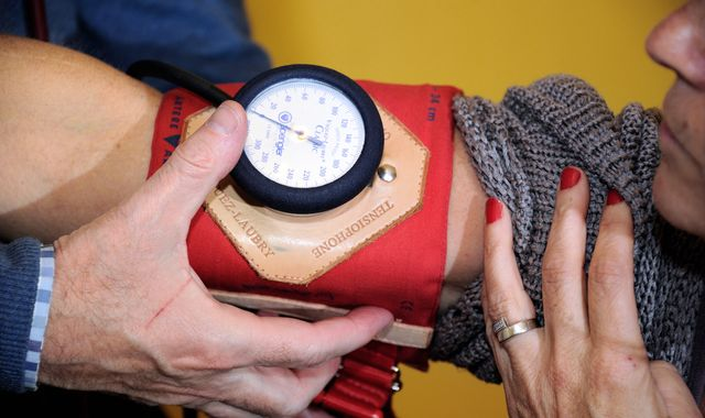 Know your blood pressure as well as you know your PIN number