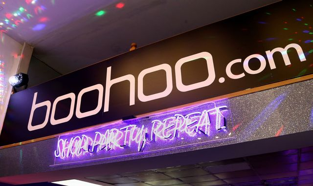 Boohoo changes its mind - hours after announcing ban on wool