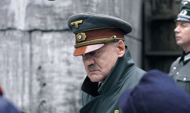 Hitler actor Bruno Ganz, who went viral in memes, dies