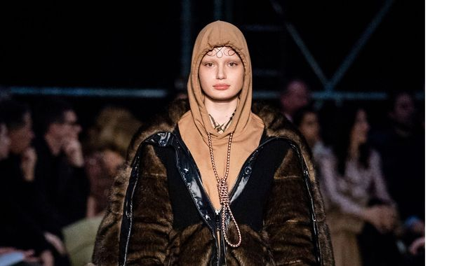 Burberry apologises for 'suicide' hoodie with noose around the neck