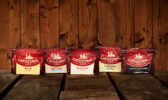 Cathedral City maker Dairy Crest to be sold to Canadian firm for almost £1bn
