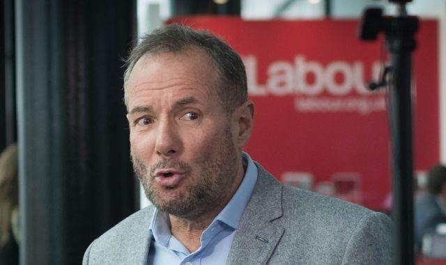 Ex-Militant figure Derek Hatton suspended by Labour just days after re-admittance