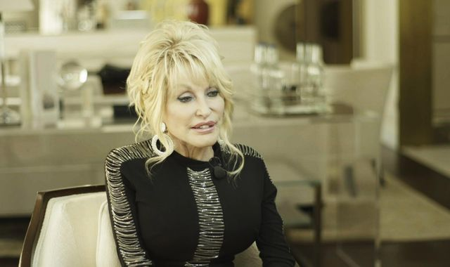 Dolly Parton talks 9 to 5 The Musical, #MeToo and being a strong woman in the workplace