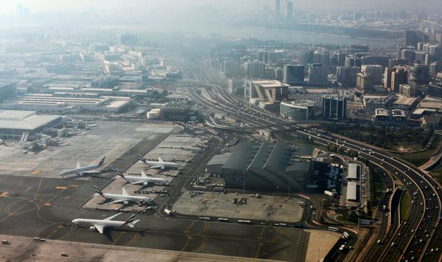 Flights resume at Dubai airport after 'drone activity'