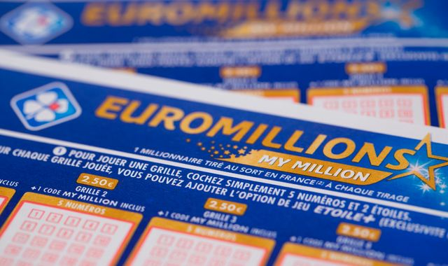 Lucky UK ticket holder is sole winner of £38m EuroMillions jackpot