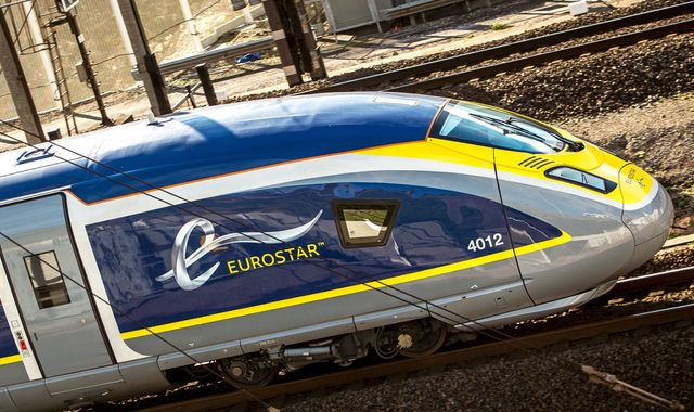 'Major disruption' on Eurostar after WWII bomb discovery