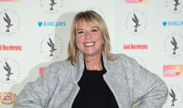 Fern Britton: I was sexually assaulted by a man in a lift
