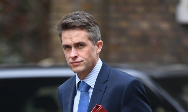 'Ambitious' Gavin Williamson criticised for having 'oversold' UK capabilities in China row