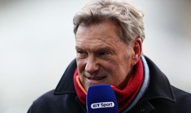 'I was gone': Former footballer Glenn Hoddle 'died for 60 seconds' after TV studio cardiac arrest