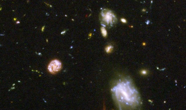 New sky map reveals hundreds of thousands of new galaxies