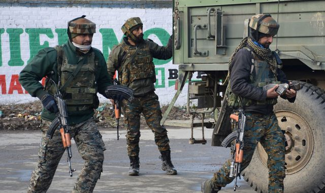 Kashmir: India-Pakistan tensions flare as more soldiers are killed in gun battle