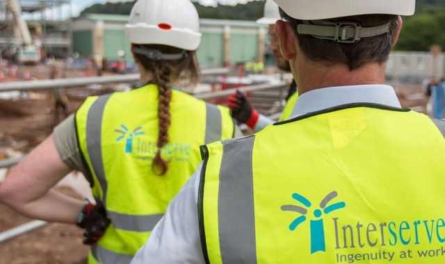 Interserve lenders to sweeten terms of £500m rescue