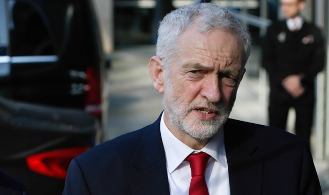 Jeremy Corbyn: Removing IS teen Shamima Begum's UK citizenship 'not right'