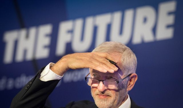 Jeremy Corbyn heads to Brussels to give EU his vision of a no-deal Brexit