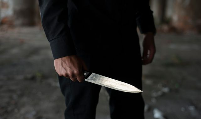 Knife crime: Prince's Trust says one in four young people feel unsafe where they live