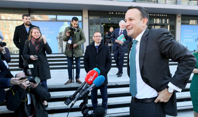 Leo Varadkar: 'Nasty surprise' for those who think EU unity will falter over Brexit
