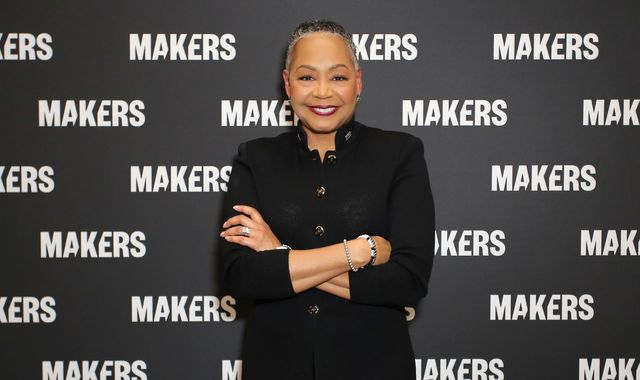 Time's Up head Lisa Borders quits as son accused of sexual assault