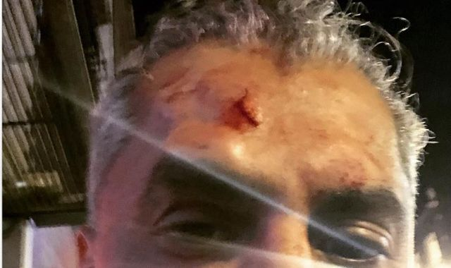 Radio host Maajid Nawaz 'racially attacked' outside London theatre