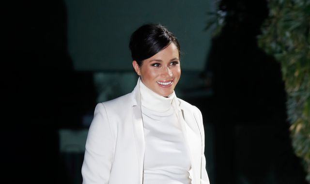 Meghan Markle visits New York for 'baby shower' with closest friends